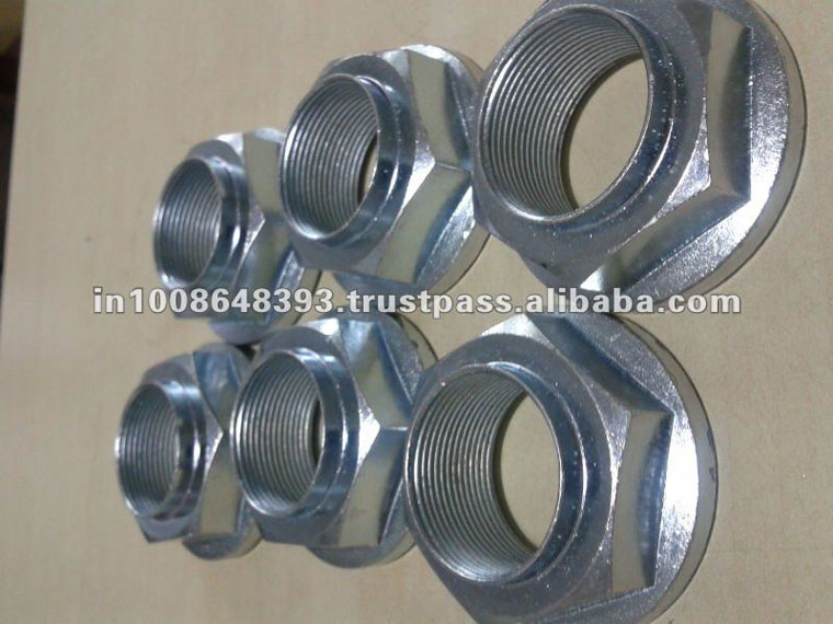 Forged Flange Nut/ Hex Nuts
